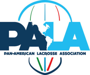 Pan-American Lacrosse Association Logo